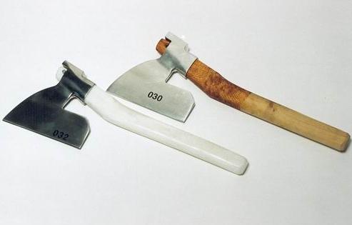 topory ze stali kwasoodpornej