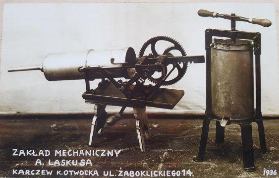 zakład mechaniczny A. Laskusa